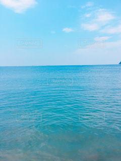 水の大きな体の写真・画像素材[920809]