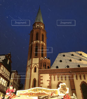 フランクフルトレーマー広場のクリスマスマーケット3の写真・画像素材[920920]
