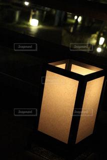 夜はライトアップ ランプ - No.921791