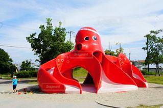 蛸公園の写真・画像素材[972164]