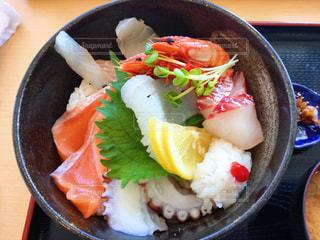 海鮮丼の写真・画像素材[973325]