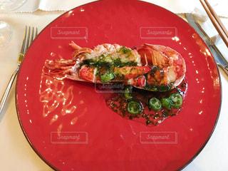 海老料理の写真・画像素材[973332]