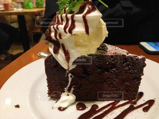 チョコケーキの写真・画像素材[973336]