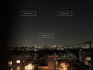 今日見つけた夜景スポットの写真・画像素材[969976]