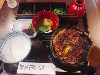 名古屋のひつまぶしの写真・画像素材[1641104]