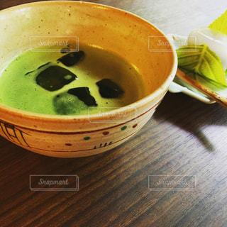 夏の日の茶店の写真・画像素材[977336]