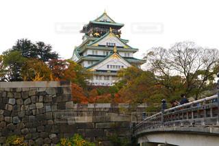 大阪城の写真・画像素材[922787]