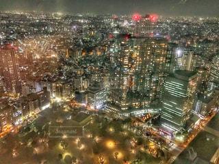 都庁の展望台からの写真・画像素材[923469]