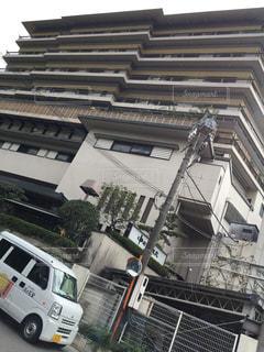 大きな白い建物 - No.923875