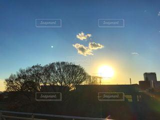 夕日の写真・画像素材[932552]