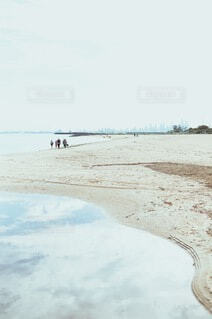 遥か遠くへの写真・画像素材[3855393]