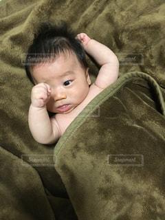 赤ちゃんの写真・画像素材[924495]