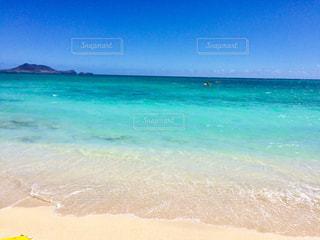ハワイのラニカイビーチの写真・画像素材[1116146]