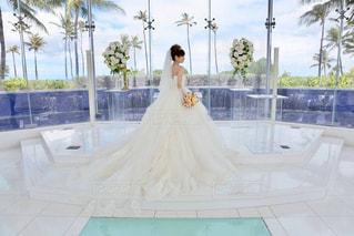 ハワイ挙式の写真・画像素材[1116149]