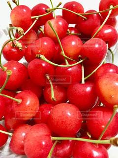 赤いリンゴの写真・画像素材[1116201]