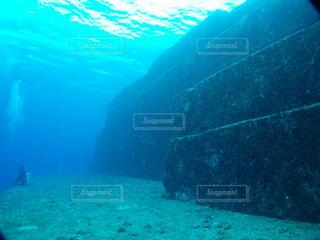 海底遺跡 メインテラスの写真・画像素材[925326]