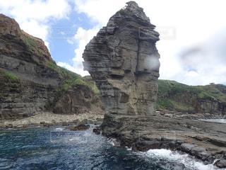 立神岩の写真・画像素材[926394]