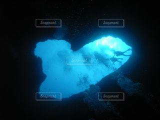 ブルーホールの写真・画像素材[926403]