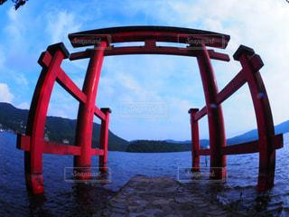 湖の写真・画像素材[617650]