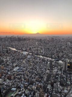 東京スカイツリーからの眺めの写真・画像素材[1190285]