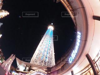 東京スカイツリーの写真・画像素材[1190286]