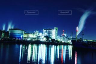 工場夜景の写真・画像素材[927549]