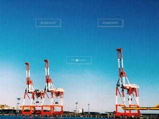 水体の大型船の写真・画像素材[947707]