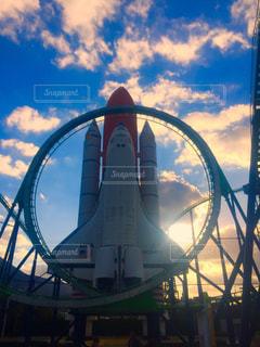 スペースシャトルの写真・画像素材[929261]