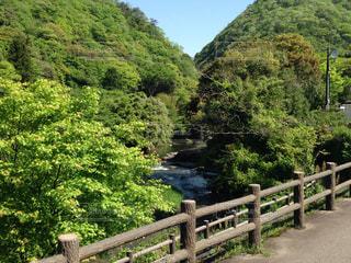 橋のある田舎の風景 - No.931128