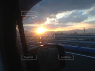 夕日のビュー - No.931134