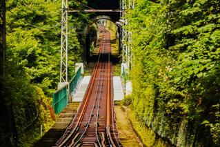 山を登る線路 - No.949140