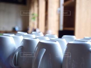 カフェの写真・画像素材[342827]