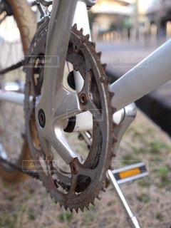 自転車の写真・画像素材[344874]