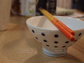 茶碗の写真・画像素材[535540]