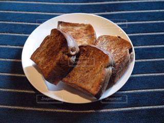 トーストの写真・画像素材[535575]