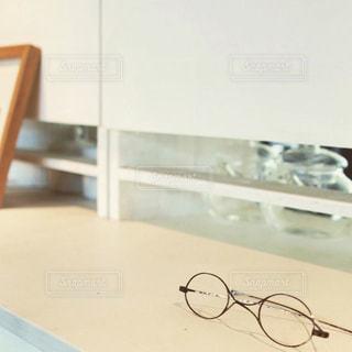 眼鏡の写真・画像素材[619652]