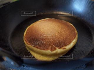 手づくりパンケーキの写真・画像素材[670317]