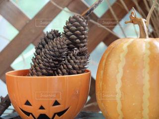 ハロウィンかぼちゃの写真・画像素材[791124]