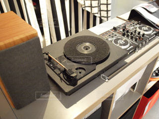 レコードの写真・画像素材[1004835]