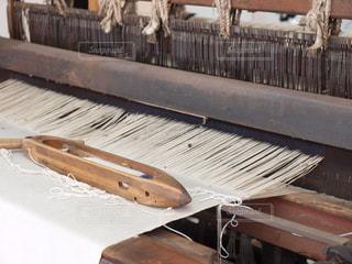 織機の写真・画像素材[1004948]