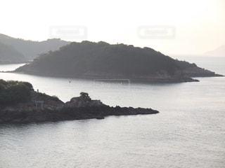 島と海の写真・画像素材[1004956]