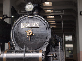 蒸気機関車の写真・画像素材[1004974]