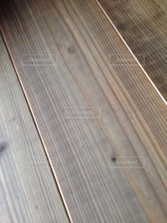 木製ベンチの写真・画像素材[1032142]