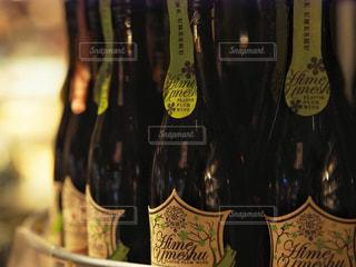ワインのボトル - No.1175721