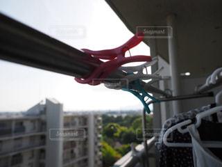 洗濯バサミの写真・画像素材[1183877]