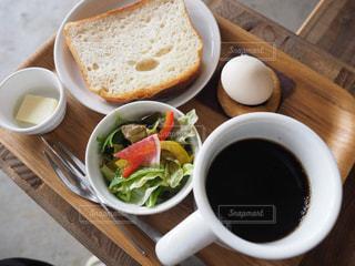 朝食の写真・画像素材[1190996]