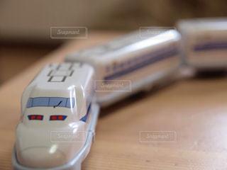 新幹線のおもちゃの写真・画像素材[1210419]