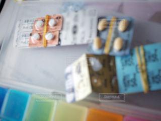 薬、錠剤の写真・画像素材[1213611]