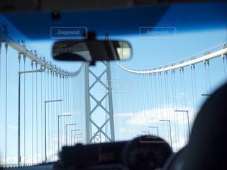 近くの橋の上の写真・画像素材[1214499]