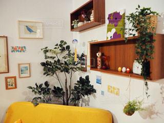 リビングルームの写真・画像素材[1379712]